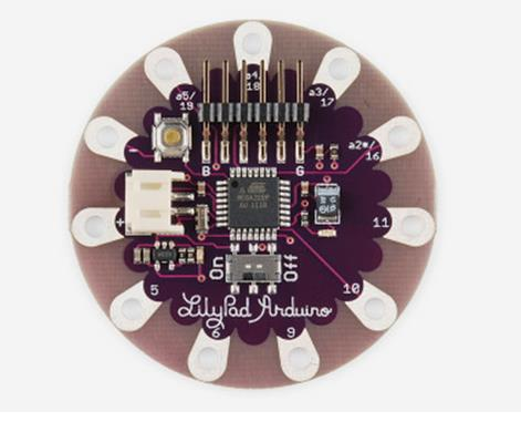 LilyPad Arduino Simple