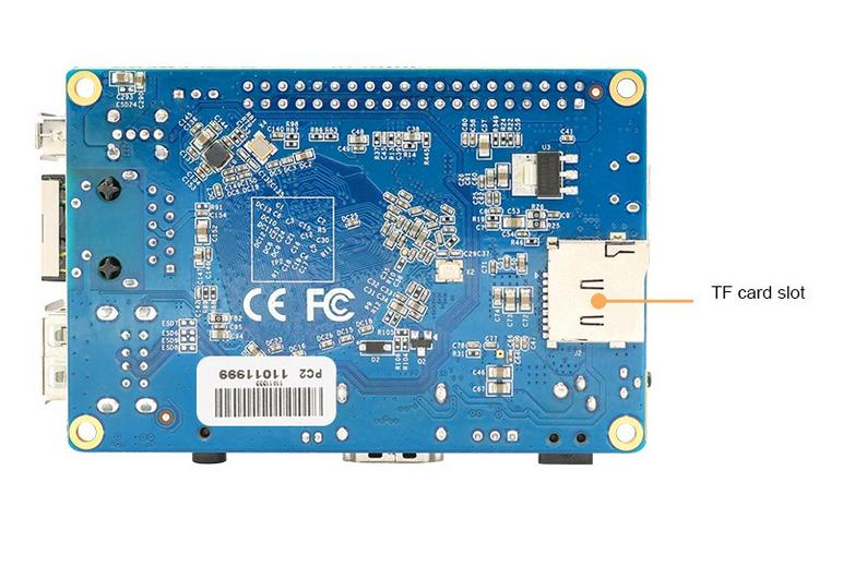Orange Pi PC H5 2