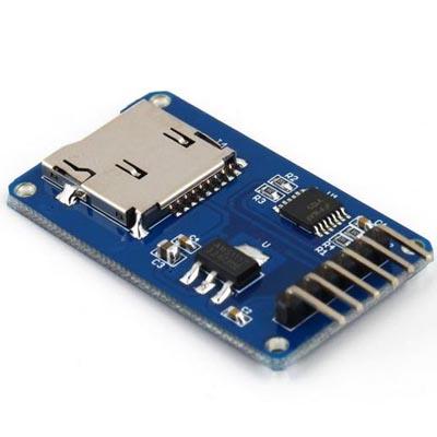 модуль карты памяти SD