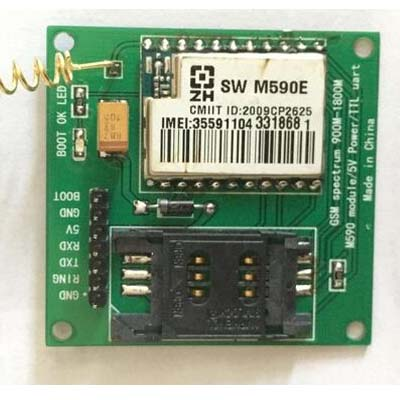 Модем M590E GSM GPRS