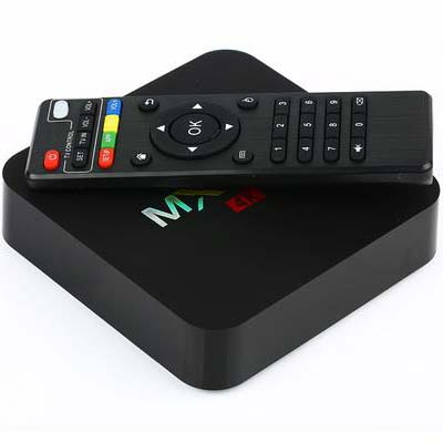 Медиаплеер Android TV Box MXQ Pro S905